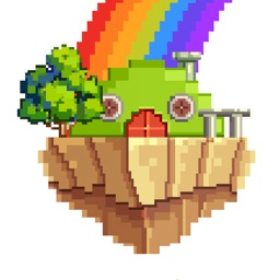 Pixel Art: Color Island