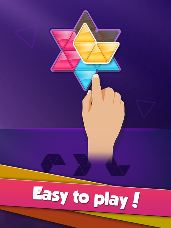 Block! Triangle puzzle:Tangramのおすすめ画像2