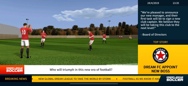 Dream League Soccer on the App Store