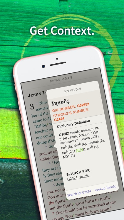 Bible App by Olive Tree screenshot-5