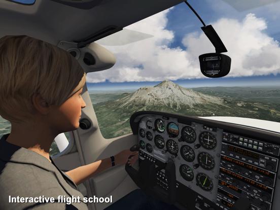 Aerofly FS 2020 для iPad