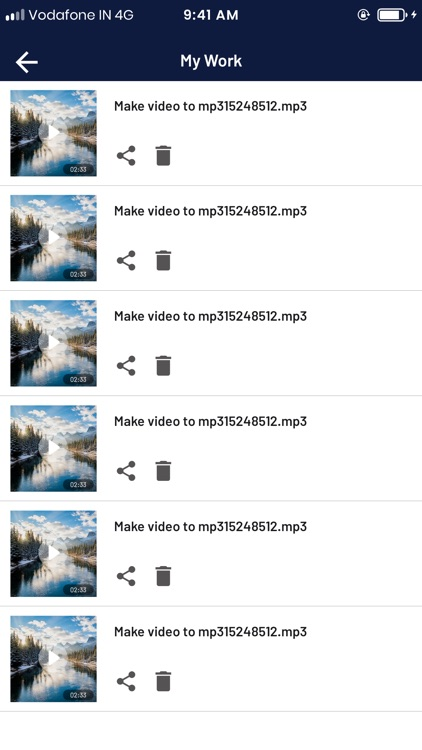 MP3 Converter : Video To MP3 screenshot-4