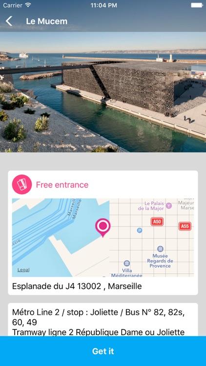 CityPass Marseille screenshot-3