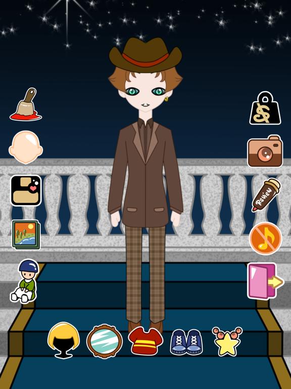 Prince: Cool Fashion Dress up screenshot #1
