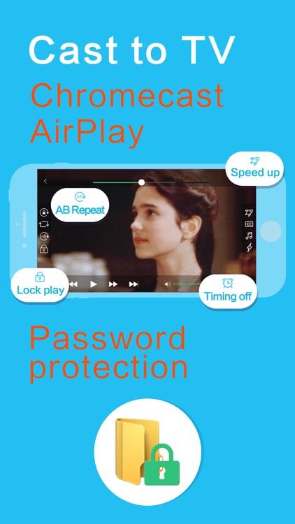 OPlayer Lite - media player screenshot-4