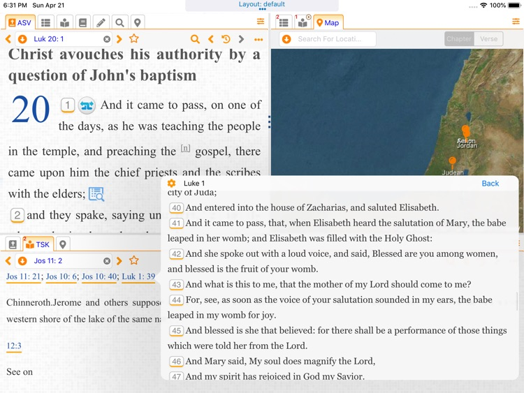 iBible-Study HD (iBS) screenshot-6