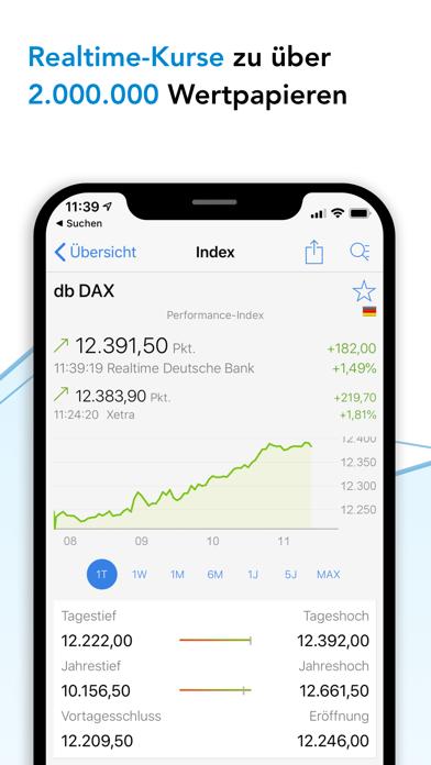 Finanzen100 - Börse & Aktien screenshot four