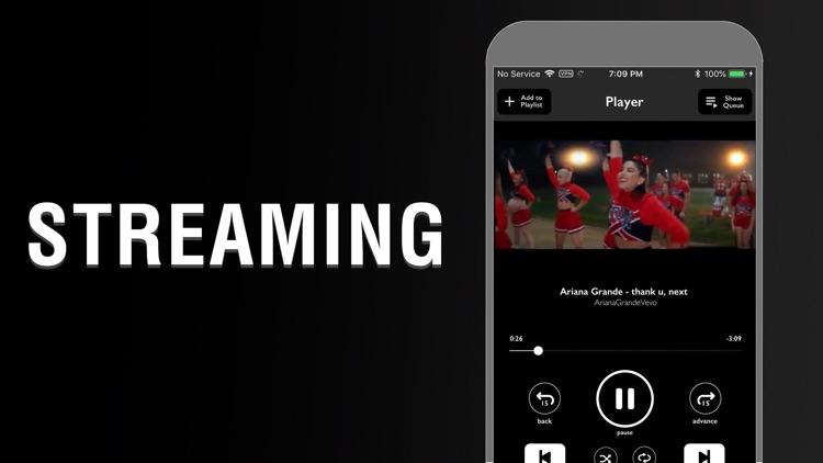 Music Video Streaming - Muvio screenshot-3