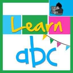 Learn Alphabets.