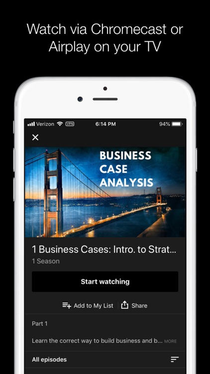 Strategy TV screenshot-4