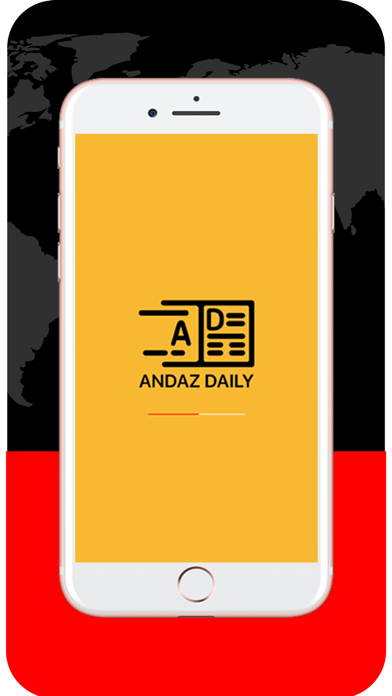 Andaz Daily screenshot one