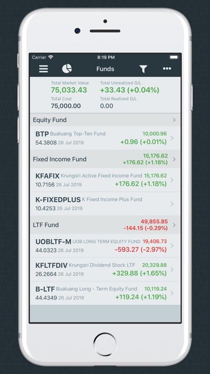 Money Easy Lite screenshot-9