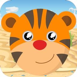 cara animal jungle