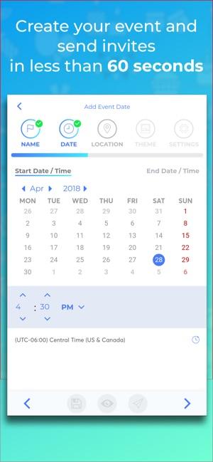 Invitd Invitation Maker RSVP On The App Store