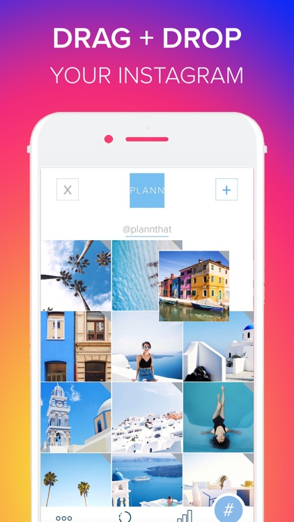 Plann + Preview for Instagram