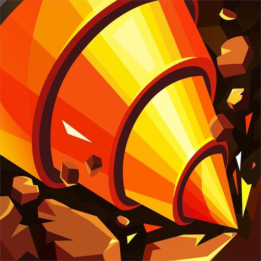 Drilla: Idle Gold Miner Game