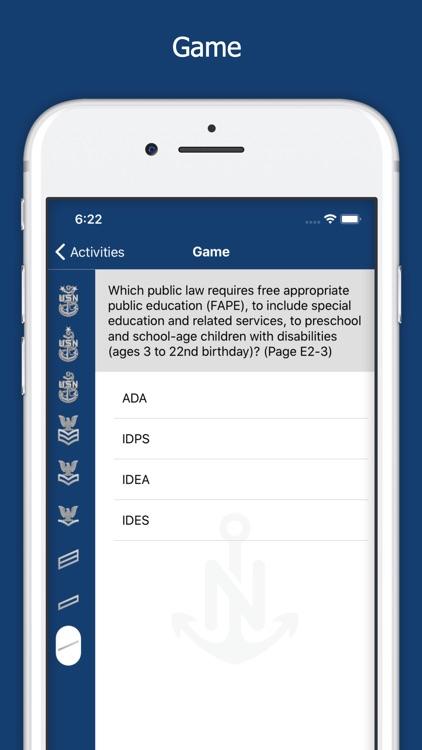 Navy BMR screenshot-8