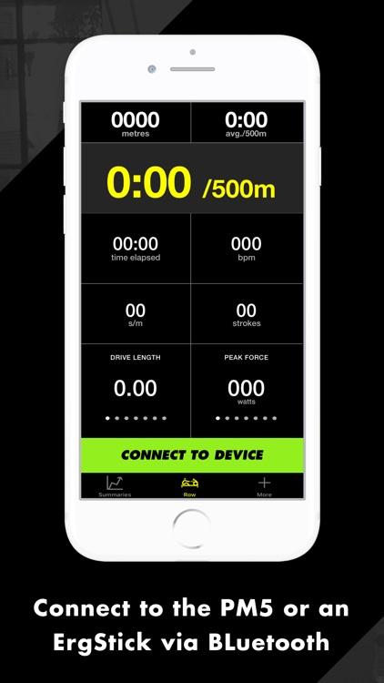 Float - The Indoor Rowing App