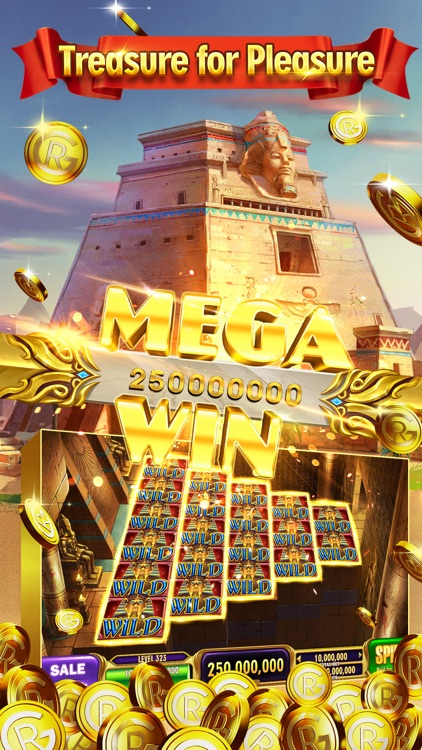 Raining Gold Slots screenshot-4
