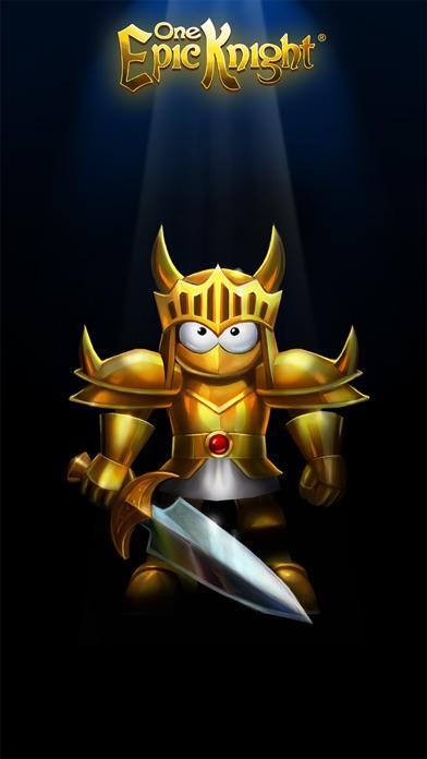 One Epic Knight screenshot one