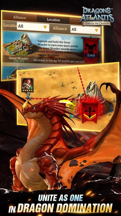 Dragons of Atlantis screenshot-4