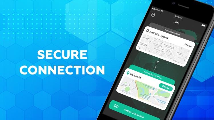 GEO Shield: protection & VPN