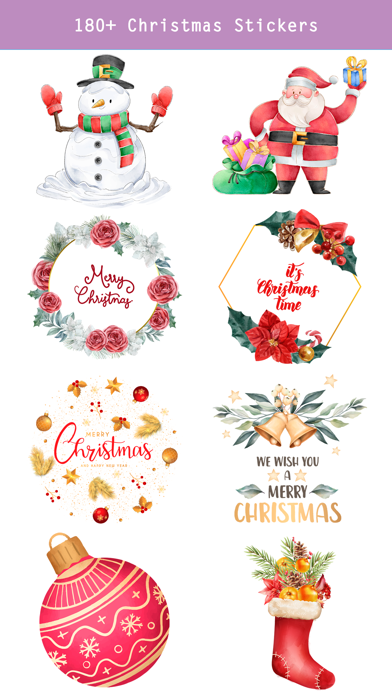 Merry Christmas - Custom Font screenshot 5