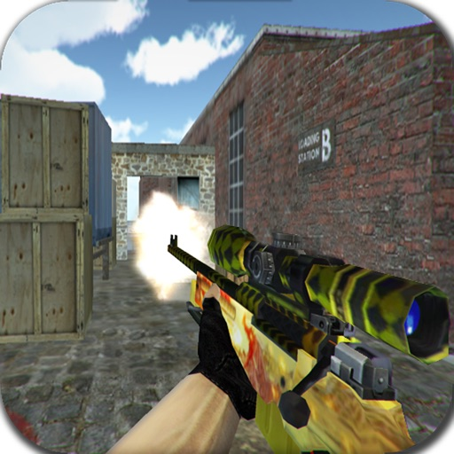 Counter Combat Multiplayer Fps