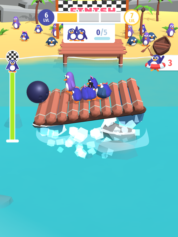 Penguinia Ride screenshot 8