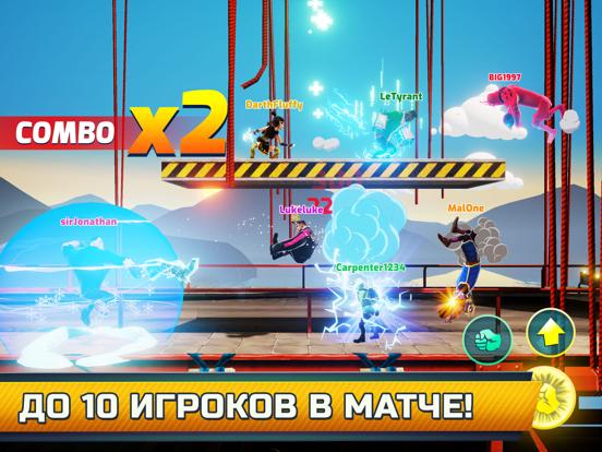 Mayhem Combat на iPad