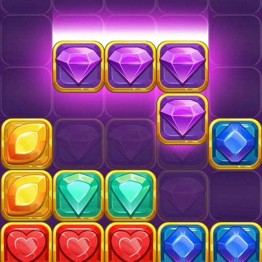 Jewel Blitz: Block Puzzle icon