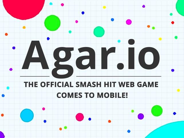 Agar io on the App Store