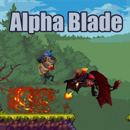 AlphaBlade - Retro 2d Platform