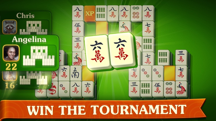 Mahjong Treasures Online screenshot-1