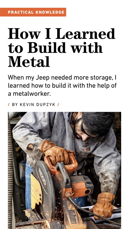Popular Mechanics Magazine US screenshot-3