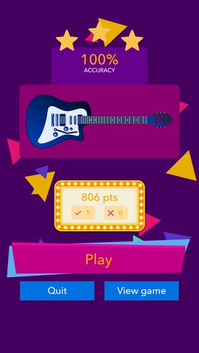 Trivial Music Quiz screenshot three