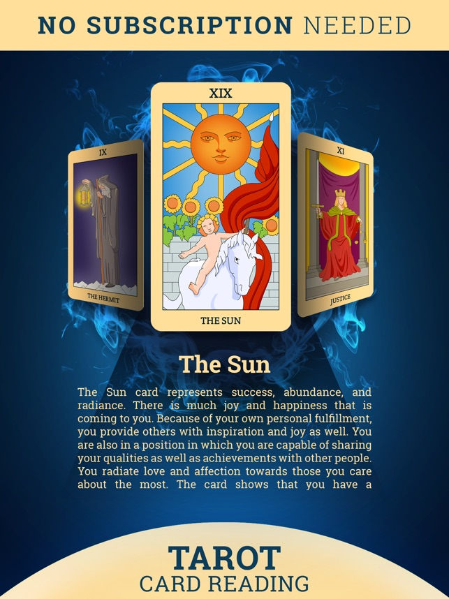 Tarot Card Reading Numerology on the App Store