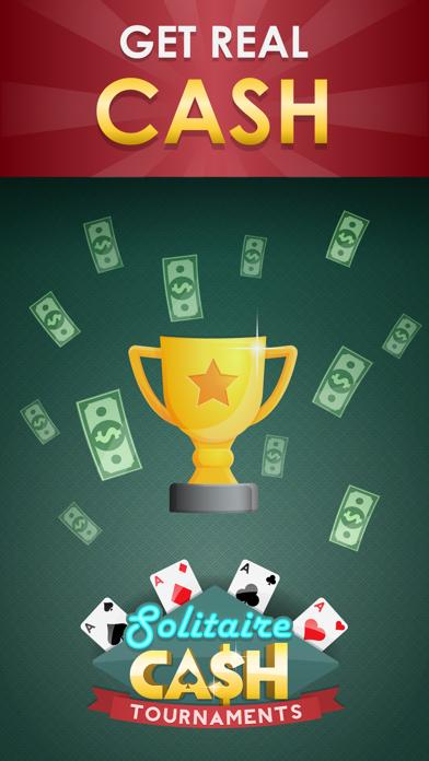 Solitaire Cash screenshot 1