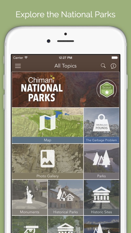 Chimani: National Park Guides