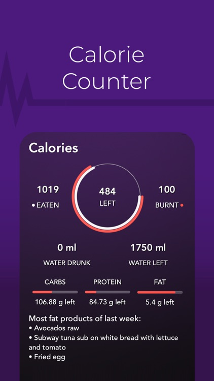 FitItUp: Workouts&Food Tracker screenshot-5