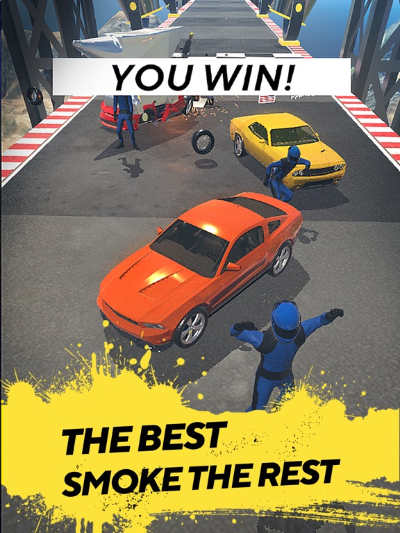Smash Cars! screenshot 8