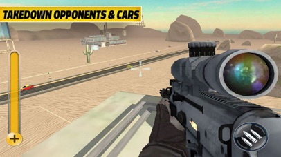 Sniper Destroy Highway Crime screenshot 2