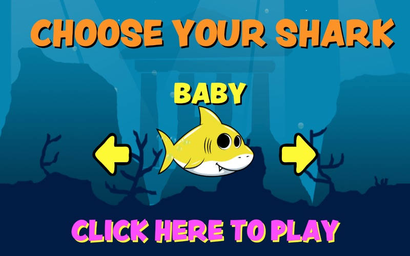 Go Baby Shark Go for Mac