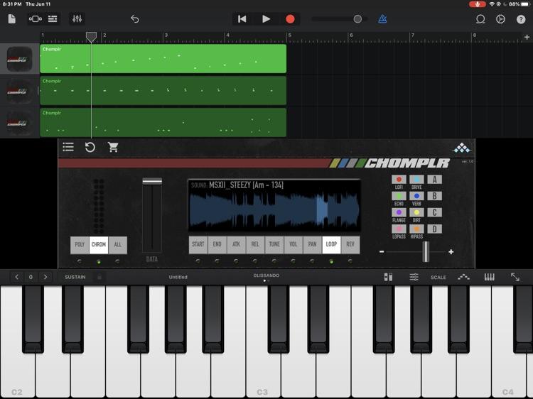 Chomplr screenshot-6