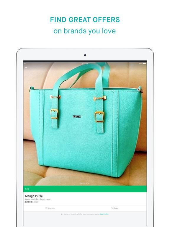 Vinted - Sell, Buy & Swap Fashion & Style screenshot
