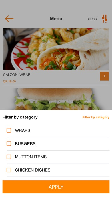 Tawseelat Qatar: Food Delivery screenshot #7