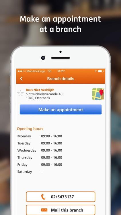 ING Smart Banking for iPhone screenshot-4