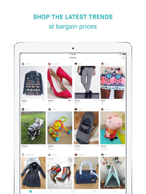 191c6037b011e Télécharger Vinted pour iPhone   iPad sur l App Store (Style de vie)