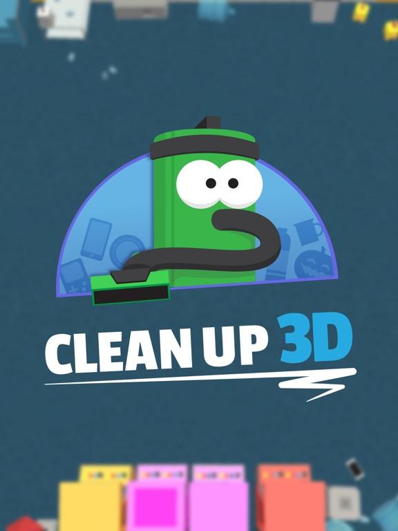 Clean Up 3Dのおすすめ画像5