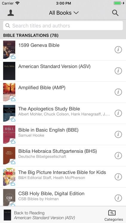 LifeWay Reader screenshot-3